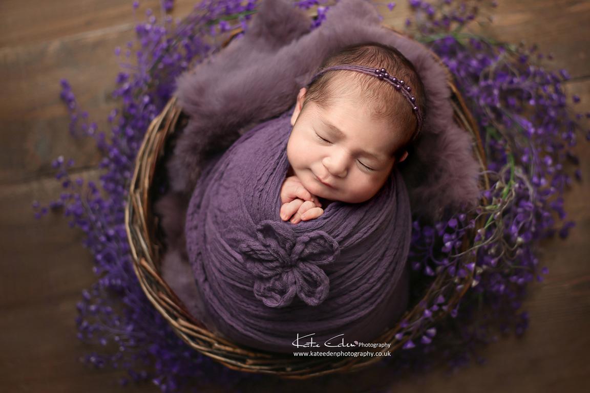 Newborn photoshoot Milton Keynes - Kate Eden Photography