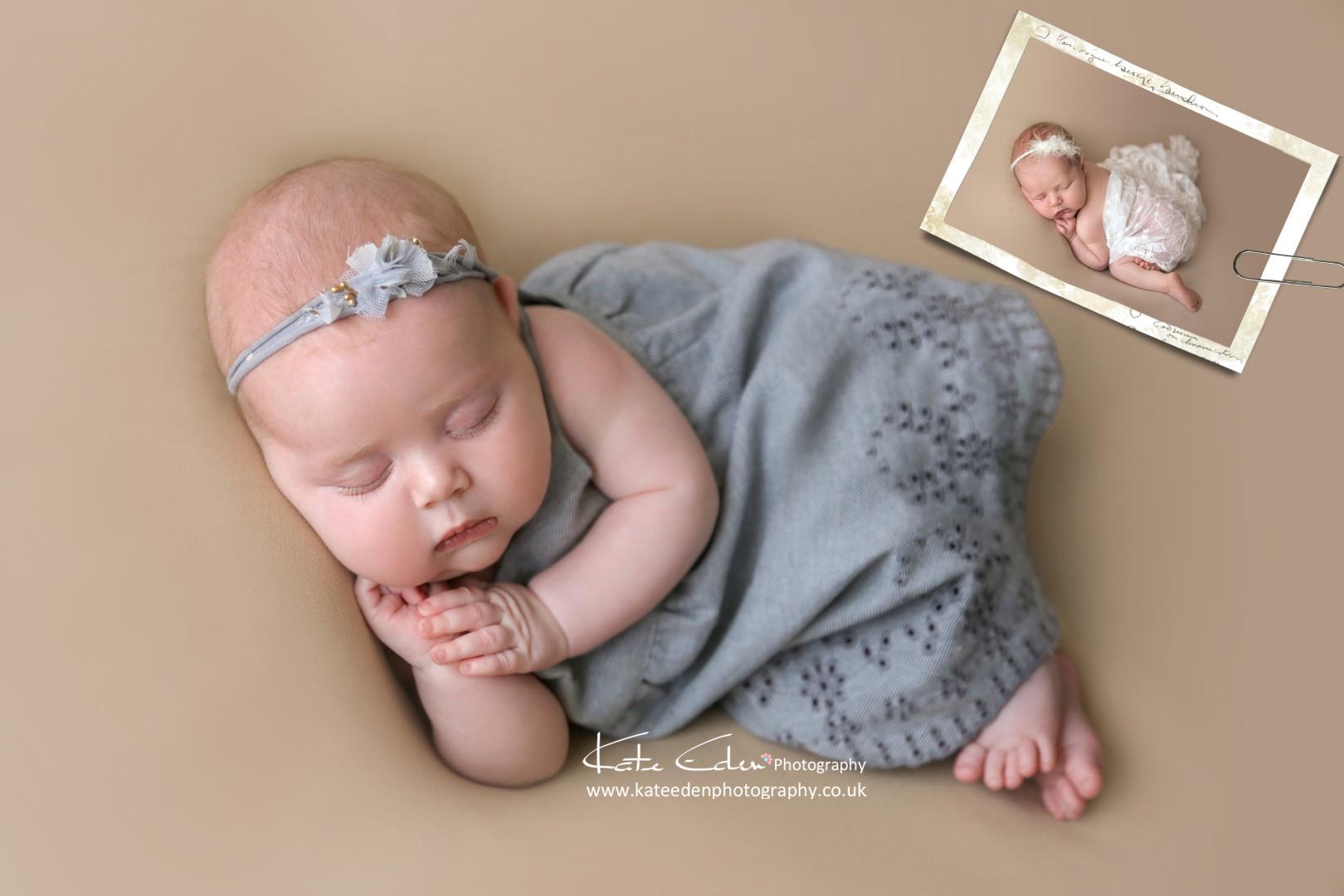 Newborn versus 2 months old baby - Aberdeen newborn photographer