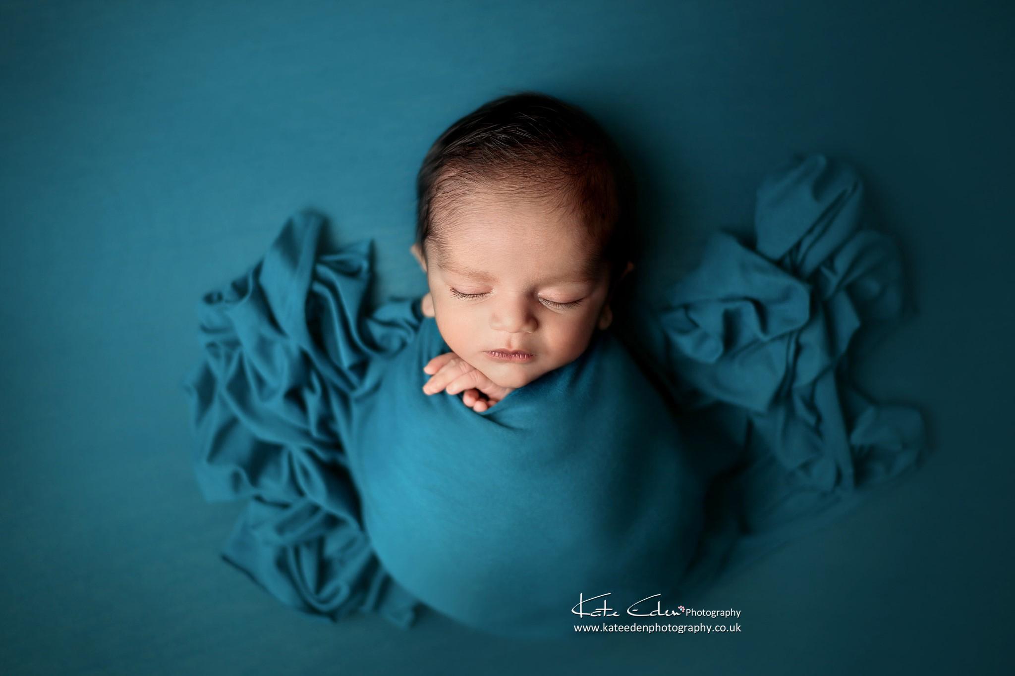 Newborn photoshoot in Milton Keynes - Kate Eden Photography
