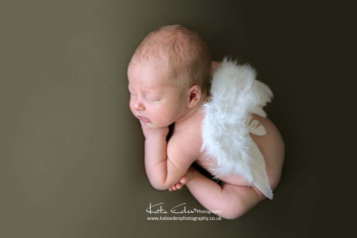 A little angel - newborn photographer Aberdeen