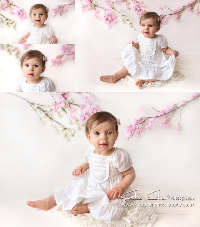 Spring photo session - baby photography Aberdeen