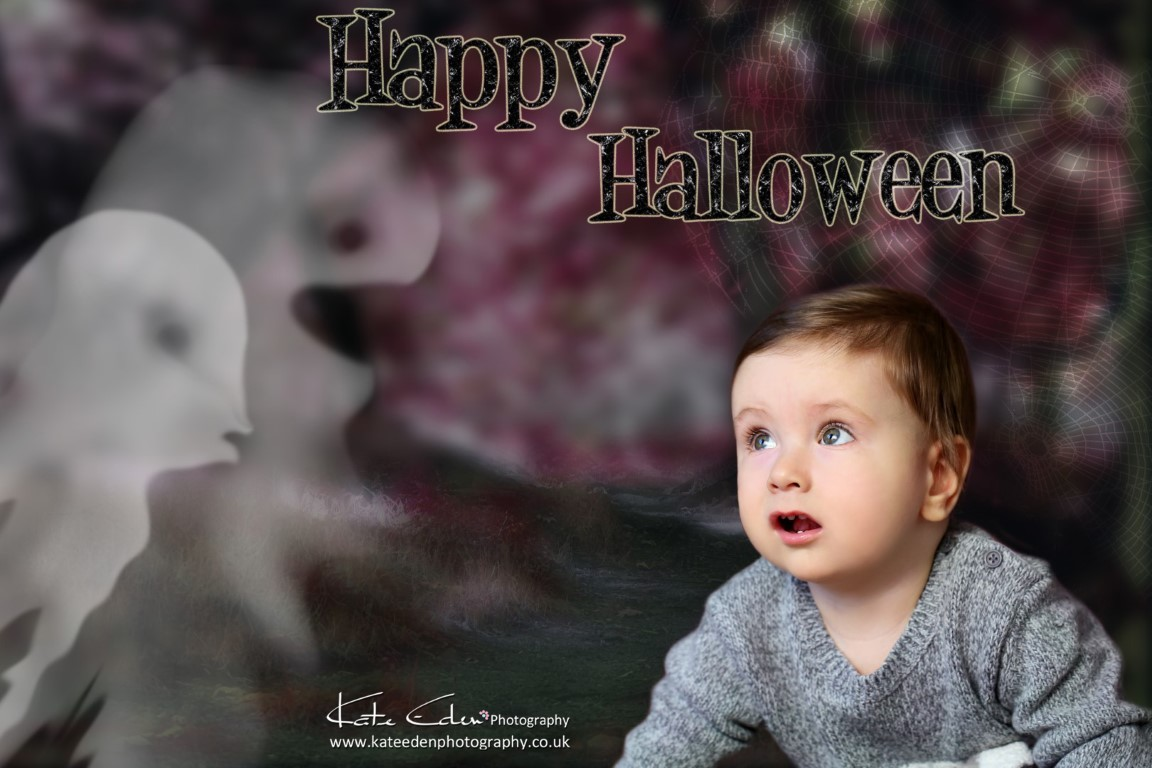 Happy Halloween - baby photographer Aberdeen