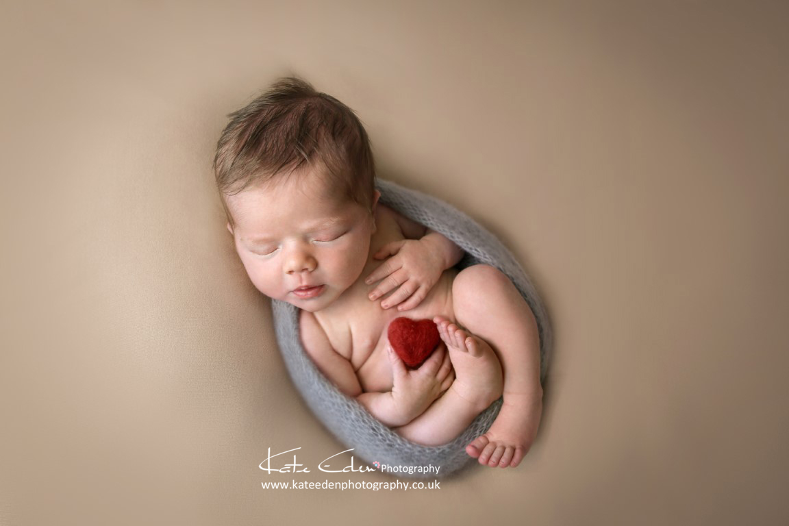 ​Happy Valentine's Day - Newborn photographer Aberdeen Scotland