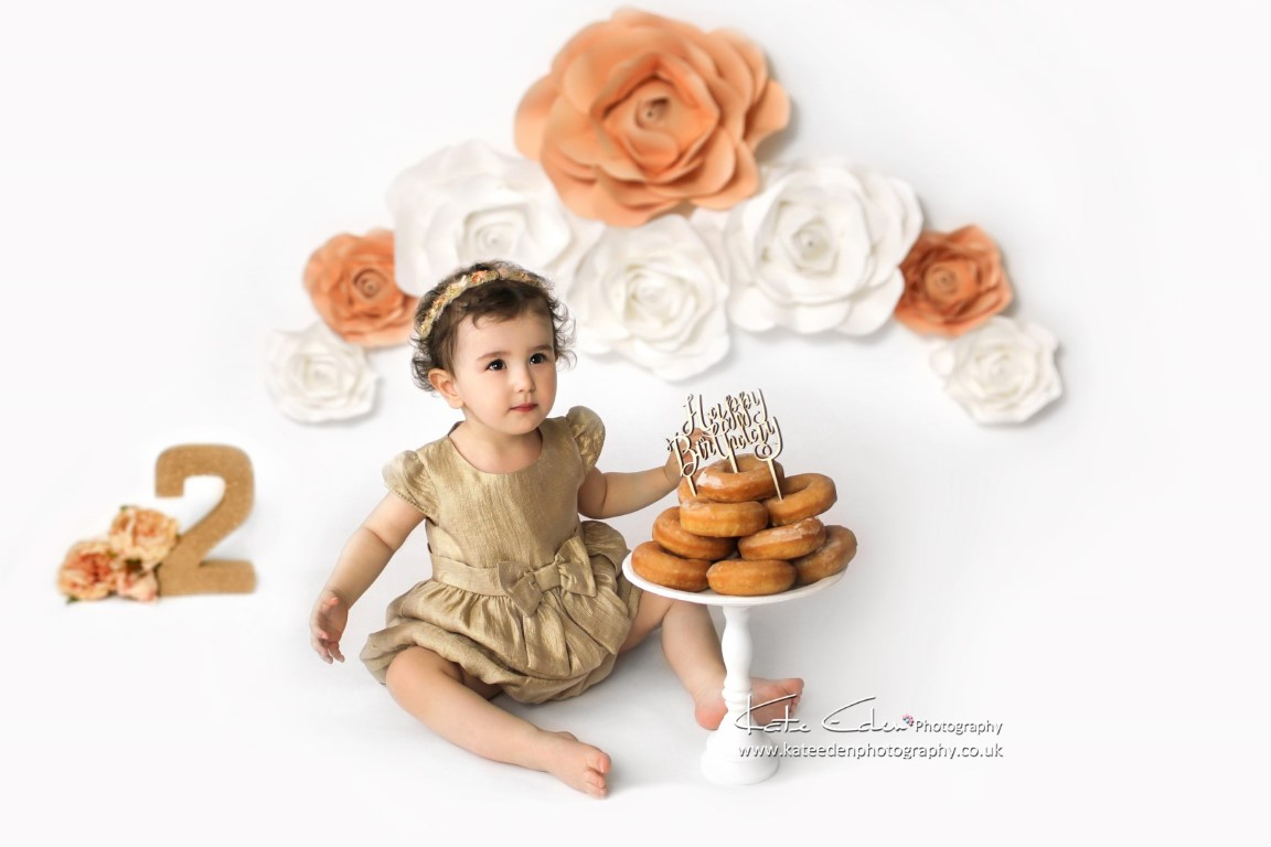 Two-years-old baby girl - Aberdeen newborn and baby photographer