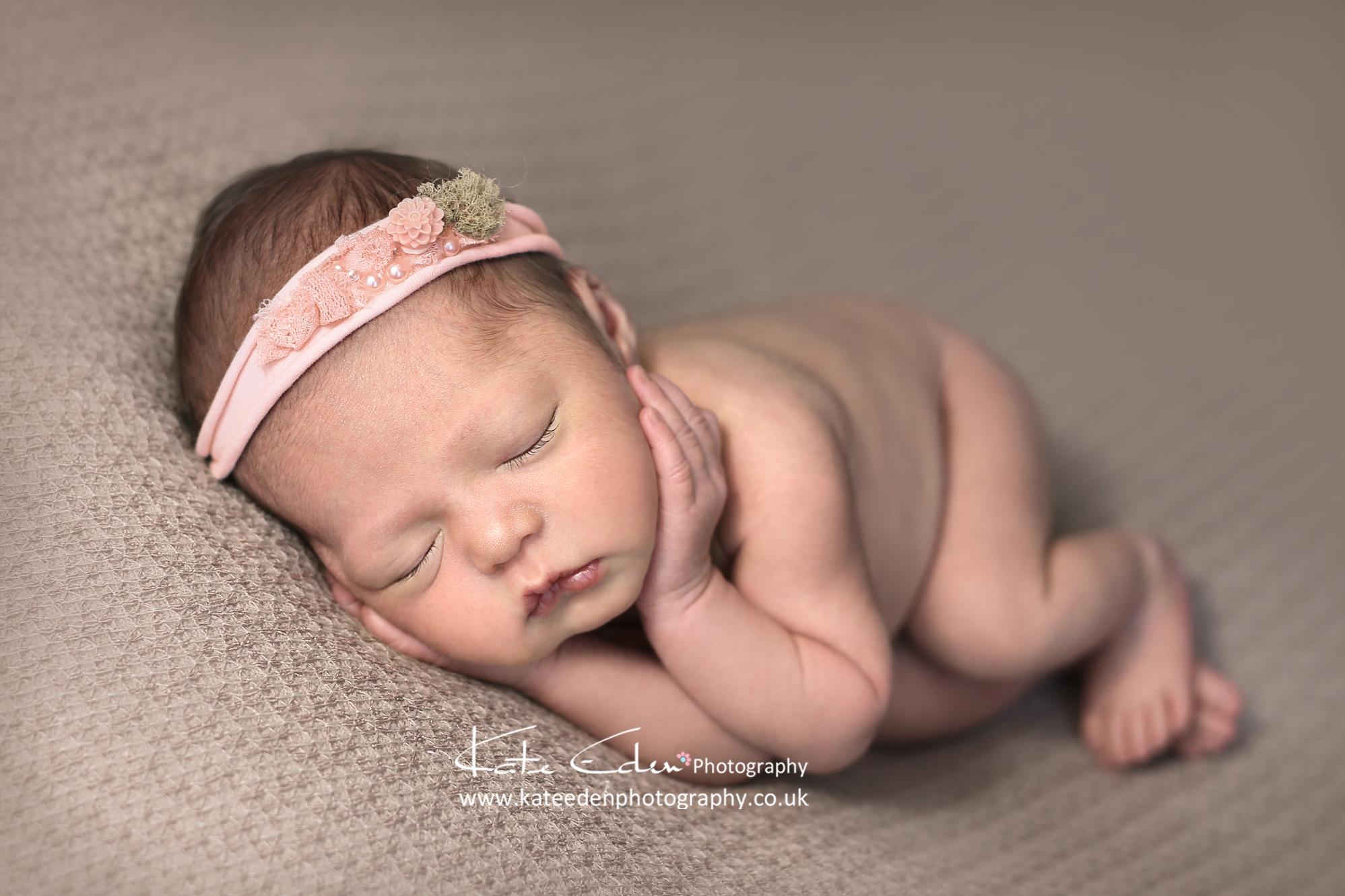 Beautiful newborn baby girl - Aberdeen - Scotland